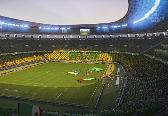 A Copa do Mundo e os Desafios da Radiocomunicação.