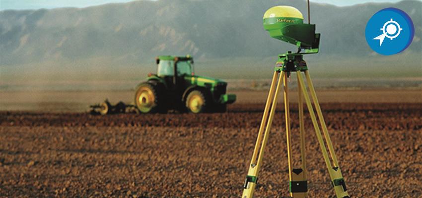 Licenciamos o seu Sistema de Agricultura de Precisão RTK