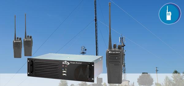 Locação de Equipamentos de Radiocomunicação