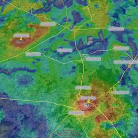 Mapas de Propagação