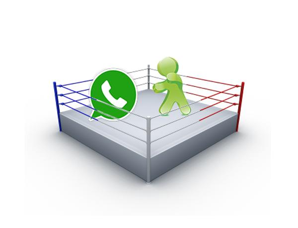 WhatsApp se prepara para se defender das operadoras