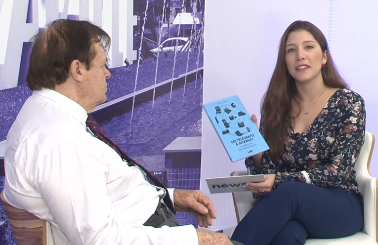 Entrevista com Dary Avanzi no Alpha Channel News