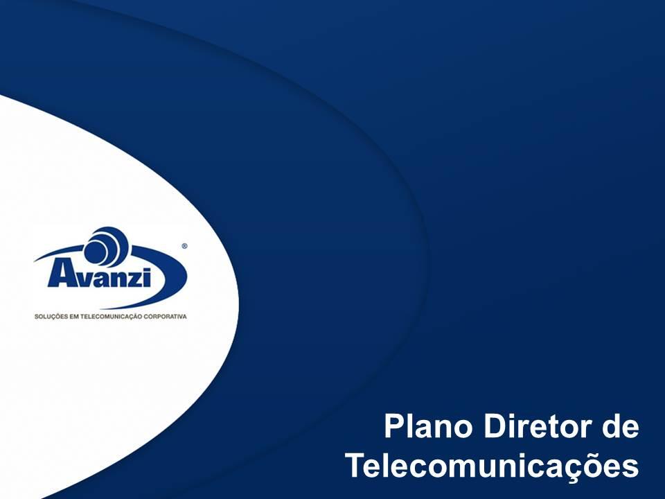Plano diretor de telecomunicações