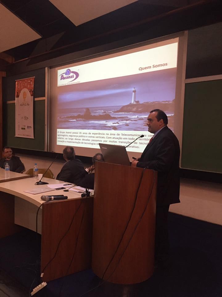 Grupo Avanzi ministra palestra sobre LTE, IoT e Agronegócios, na PUC/RJ destinada a pesquisadores, docentes e discentes.