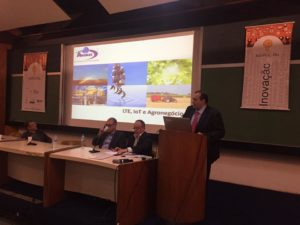 Grupo Avanzi ministra palestra na PUC/RJ sobre LTE, IoT e agronegócio