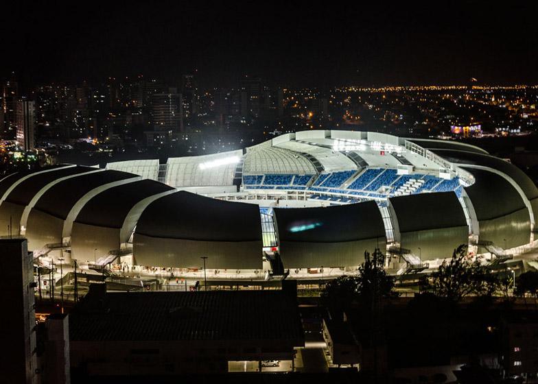 O dilema das telecomunicações para a Copa do Mundo