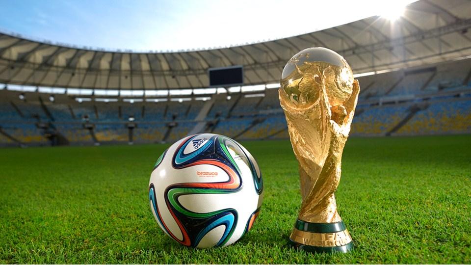 Radiocomunicação marca gol de placa na Copa do Mundo de 2014