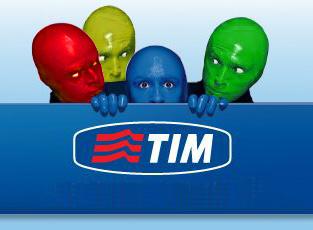 Tim, Oi, Vivo e Claro.