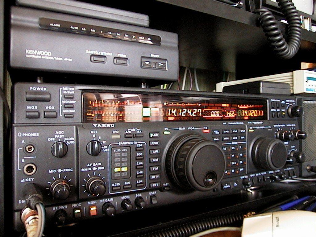 O Maravilhoso mundo do Radioamadorismo