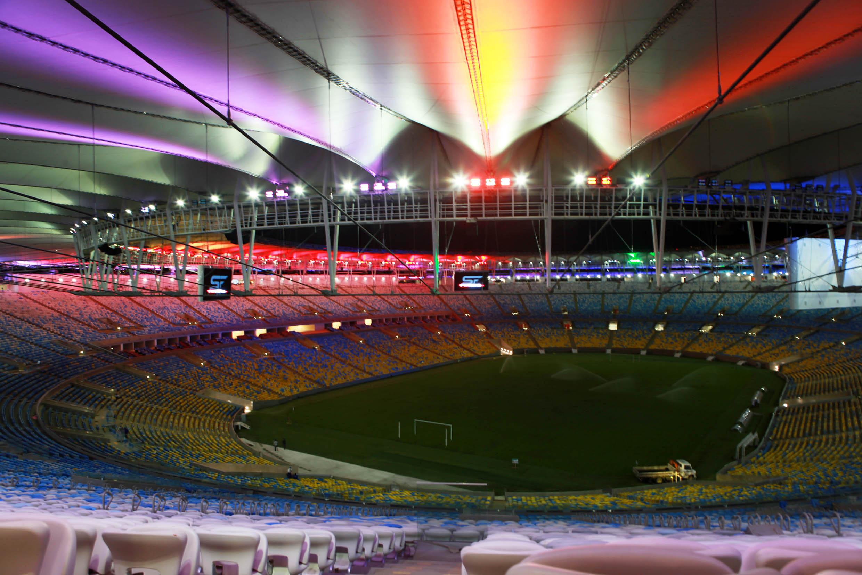 3G salva telefonia móvel nos estádios da Copa do Mundo