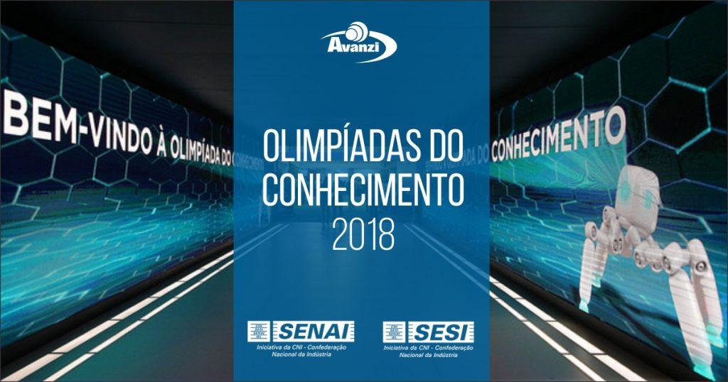 Olimpíada do Conhecimento 2018