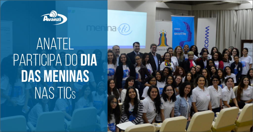 Anatel participa do Dia das Meninas nas TIC