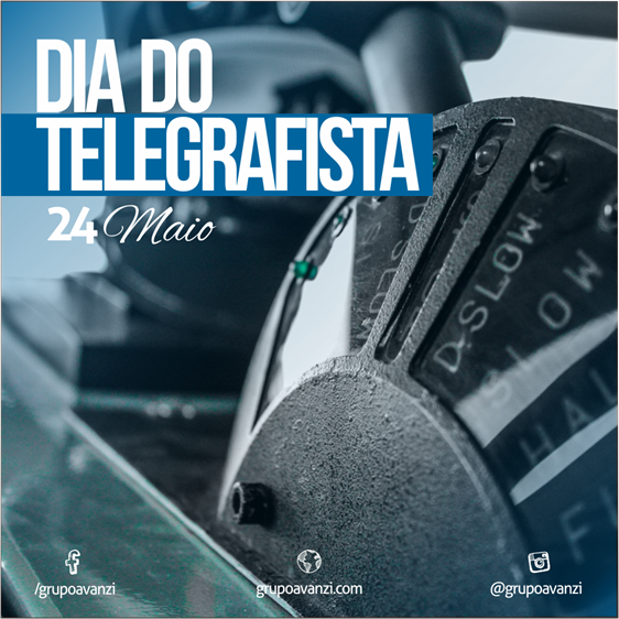 Dia do Telegrafista - Avanzi