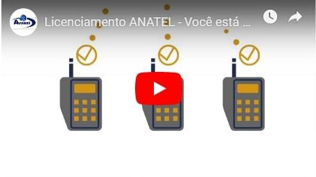 Licenciamento Anatel - Avanzi