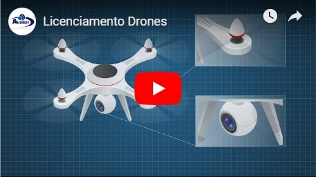 Licenciamento de Drones Avanzi