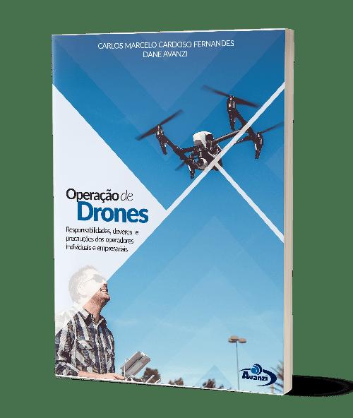 Livro: Operação de Drones