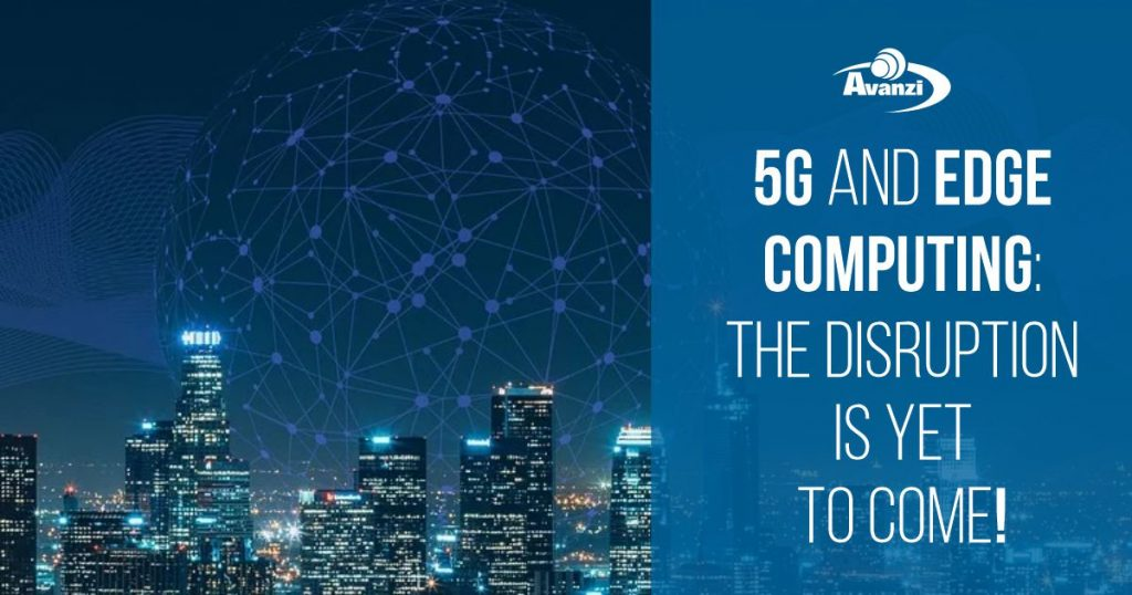5g and edge computing